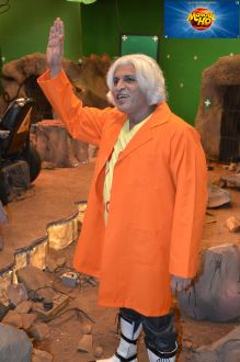 On The Sets Team Mangal Ho with Annu Kapoor Gyanii Jail Singh