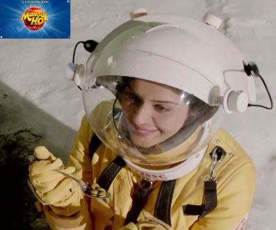 Mangal Ho Food for Mars Aanushka Ramesh